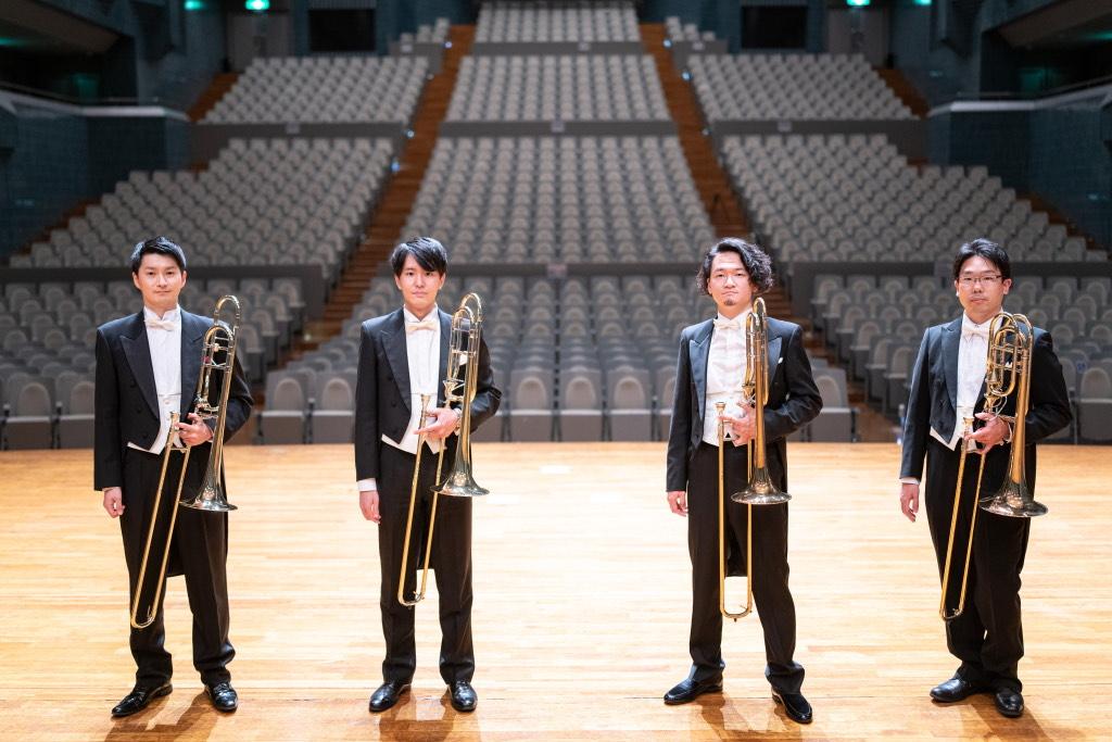 ウィズ・ミューズシリーズ第17回 Trombone Quartet 虎徹 Kotetsu トロンボーンコンサート