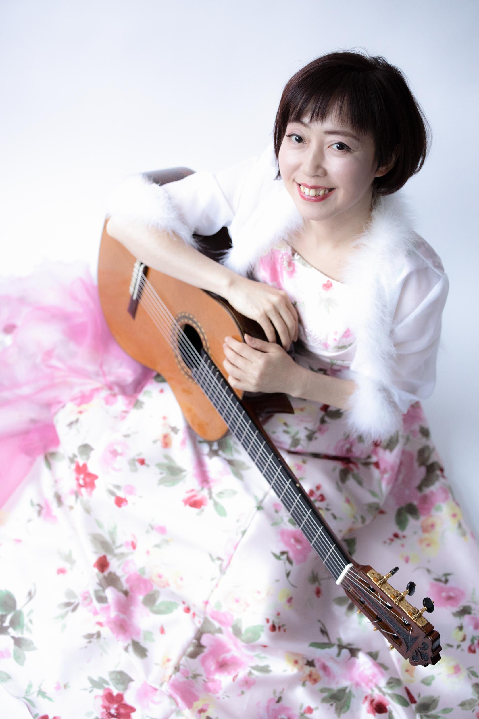 ウィズ・ミューズシリーズ第14回 宮下祥子 クラシックギターコンサート