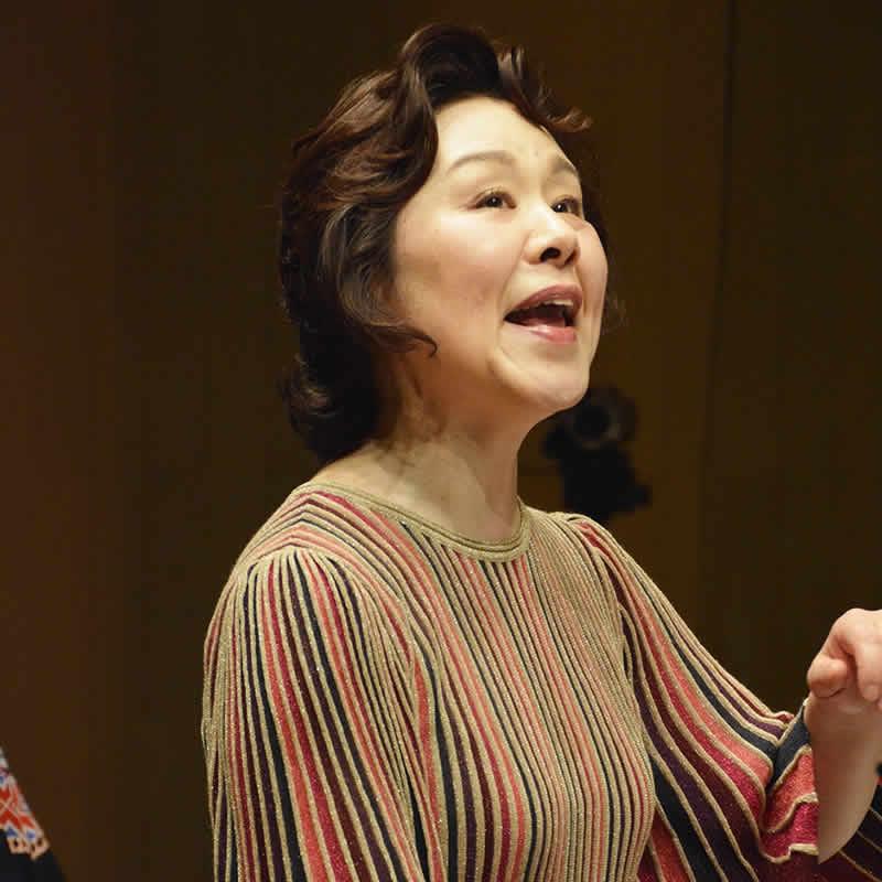 中嶋香リサイタル -ピアノと声による音楽空間を求めて Ⅴ-
