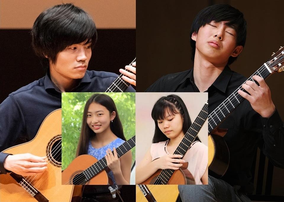 ギターコンクール優勝者の競演!Vol.15~赤井俊亮&原田斗生~