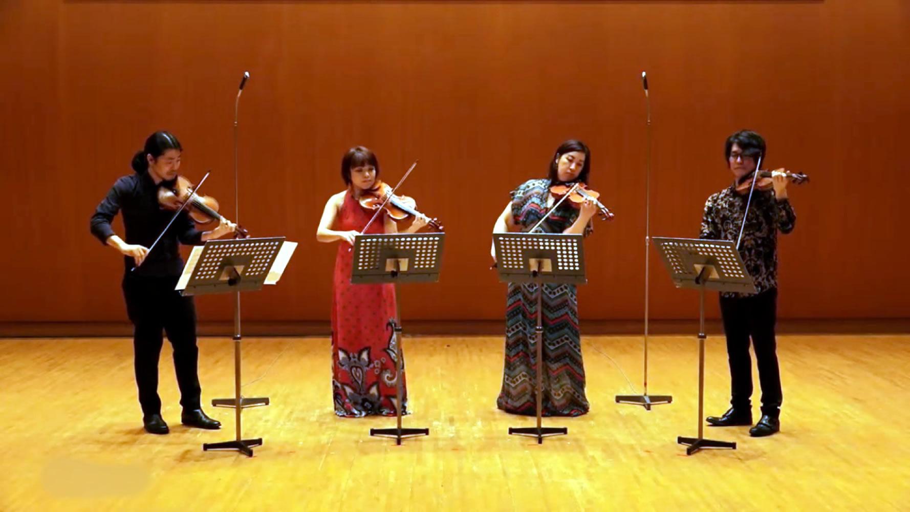 森川拓哉編曲楽譜出版記念 Violin Duo Concert